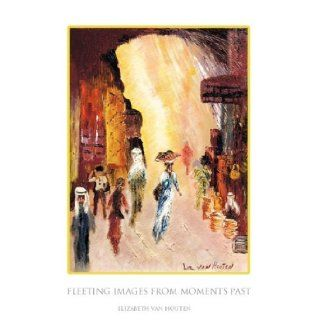 Fleeting Images from Moments Past: Elizabeth Van Houten: 9781554524327: Books