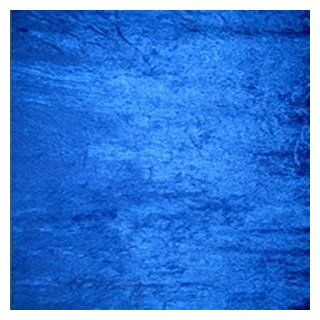 Royal Blue Crushed Velvet Dress Fabric   per 20 metres