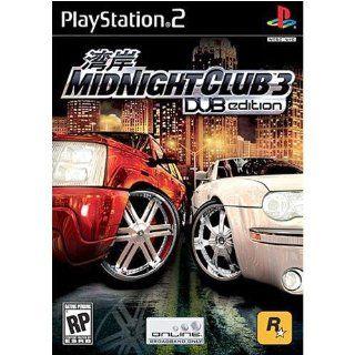 Midnight Club 3 (DUB Edition)   PlayStation 2: Video Games