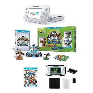 Wii U Skylanders System with Family Party & Accessory Kit Video Games