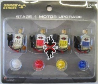 XMODS RC Stage 1 Motor Engine Upgrade Super Street 600 8501 : Everything Else