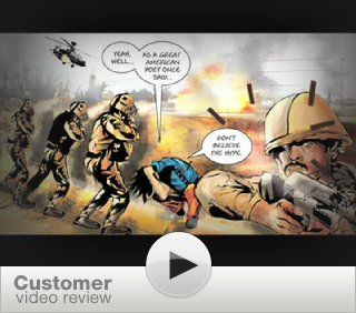 Shooting War: Anthony Lappe, Dan Goldman: Books