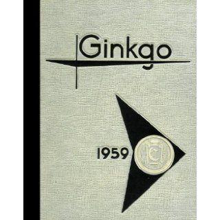 (Reprint) 1959 Yearbook: Crafton High School, Crafton, Pennsylvania: 1959 Yearbook Staff of Crafton High School: Books