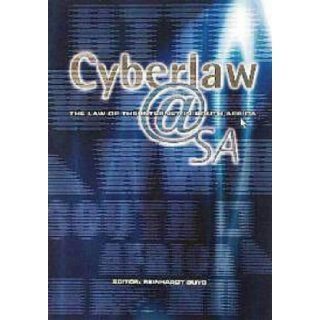Cyberlaw@SA: The Law of the Internet in South Africa: Reinhardt Buys: 9780627024511: Books