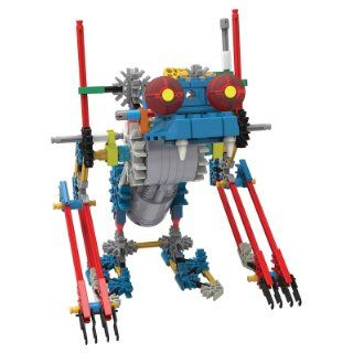 K'NEX Robo Smash Building Set: Toys & Games