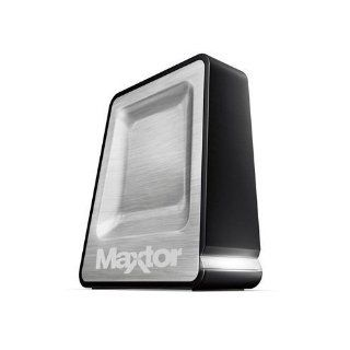 Maxtor OneTouch 4 Plus 500 GB USB 2.0/FireWire 400 Desktop External Hard Drive: Electronics