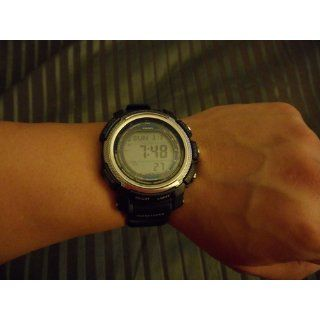 Casio Men's PAW2000 1CR Pathfinder Digital Multi Function Resin Band Watch Casio Watches