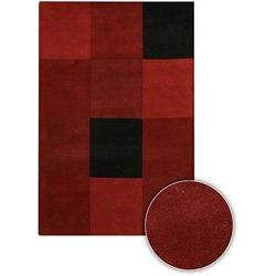 Hand tufted Contemporary Lucine Wool Rug (2'6 x 7'6) Runner Rugs