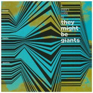 THEY MIGHT BE GIANTS   USERS GUIDE TO CD BRAND NEW Music