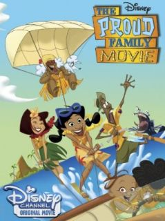The Proud Family Movie: Tommy Davidson, Kyla Pratt, Paula Jai Parker, Jo Marie Payton:  Instant Video