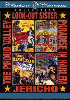 Look Out Sister/Paradise in Harlem/The Proud Valley/Jericho: Frank Wilson: Movies & TV