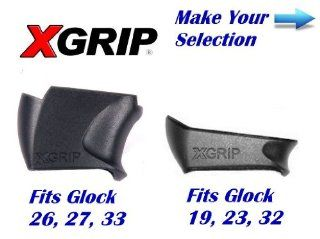 XGRIP   Magazine Sleeve Provides Better Grip : Gunsmithing Tools And Accessories : Sports & Outdoors