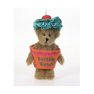 Birthday Wishes Lil Wishes Frostin Fluff Boyds Bears 4016977: Toys & Games
