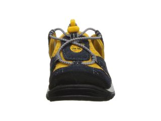 Timberland Kids Earthkeepers® Belknap Sandal Sport (Toddler/Little Kid) Navy/Orange