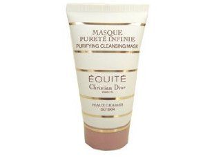 Christian Dior Equite Purifying Cleansing Mask 50ml/1.8oz: Health & Personal Care
