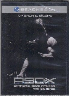 Beachbody 10 Back & Biceps P90X: Tony Horton: Movies & TV