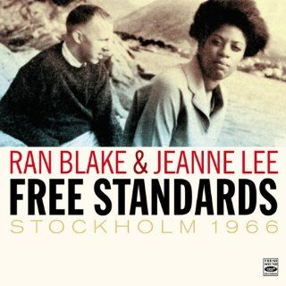 Ran Blake & Jeanne Lee. Free Standards Stockholm 1966: Music
