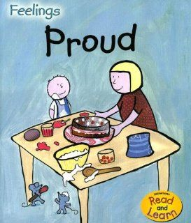 Proud (Heinemann Read and Learn): Sarah Medina, Jo Brooker: 9781403492968:  Children's Books