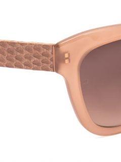 Acetate and snakeskin sunglasses  Linda Farrow  MATCHESFASHI