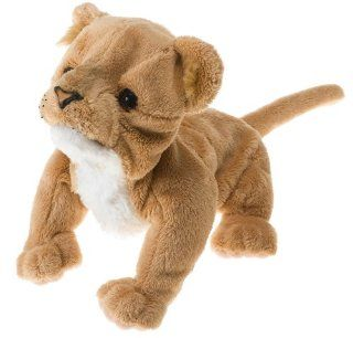 Fur Real Newborn Baby Cub: Jungle Lion Cub: Toys & Games