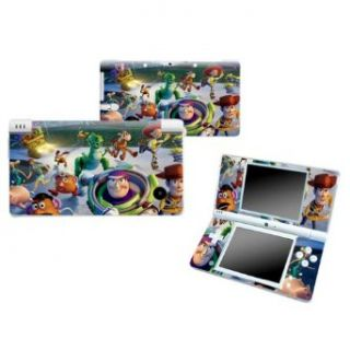 TOY STORY Nintendo DSI NDSI Vinyl Skin Decal Cover Sticker +Screen Protectors Apparel Accessories Clothing