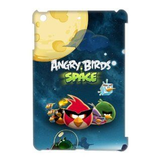 Cartoon Series Angry Bird Hard Case Protector iPad mini case cover lovely: Cell Phones & Accessories