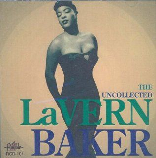LAVERN BAKER   THE UNCOLLECTED (24 cuts): Music