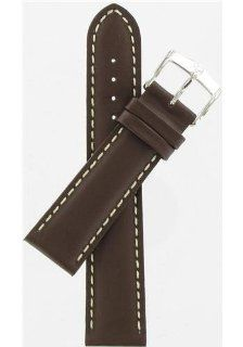 Wenger 22mm Brown Leather Watch Band Watches
