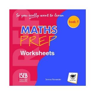 So You Really Want to Learn Maths Book 1: Worksheets CD: Serena Alexander: 9781902984490: Books