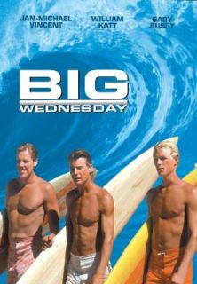 Big Wednesday: Jan michael Vincent, Lee Purcell, Sam Melville, John Milius:  Instant Video