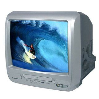 Sylvania 6513DG 13 Inch TV / DVD Combo: Electronics