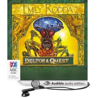 The Shifting Sands: Deltora Quest, Book 4 (Audible Audio Edition): Emily Rodda, Ron Haddrick: Books