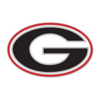 "Georgia Bulldogs Official NCAA 1"" Lapel Pin : Sports Related Pins : Sports & Outdoors"