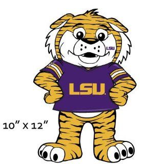 "LSU Tigers 12"" Mascot Baby : Sports Related Merchandise : Sports & Outdoors"