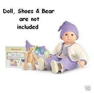 American Girl Bitty Baby Cozy Cardigan Set: Toys & Games