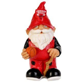 Chicago Bulls Mini Gnome : Sports Related Collectibles : Sports & Outdoors