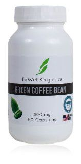 Green Coffee Bean Extract   Ultra Pure 800mg Dose   Best Diet Supplement for Men and Women   Natural Slimming Beans for Weight Loss   100% Vegetarian   Dr Oz Approved Benefits   Safe, Predictable, and Clinically Proven Results   Unbeatable Guarantee Healt