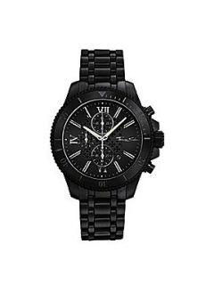 Thomas Sabo Rebel at Heart, Black Chronograph Watch