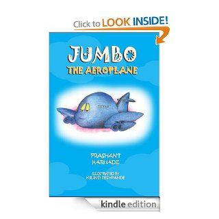 Jumbo The Aeroplane (Implicit Learning Series) eBook Prashant Karhade, Milind Deshpande Kindle Store