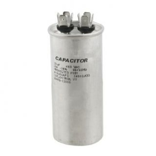 Air Conditioner 20uF 450V AC Polypropylene Film Motor Run Capacitor: Industrial & Scientific