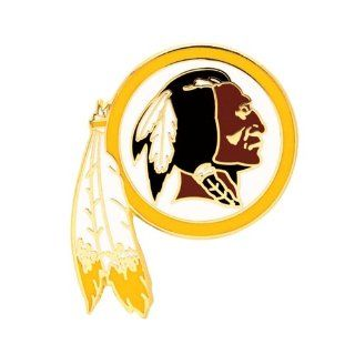 "Washington Redskins Official NFL 1"" Lapel Pin by Wincraft : Sports Related Pins : Sports & Outdoors"