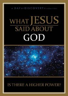 What Jesus Said About God: Is There a Higher Power?: Michael Rydelnik, Day of Discovery: Movies & TV
