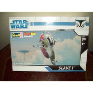 Revell Star Wars Slave 1 Snaptite Model Kit: Toys & Games