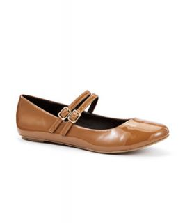 London Rebel Patent Flat Mary Janes