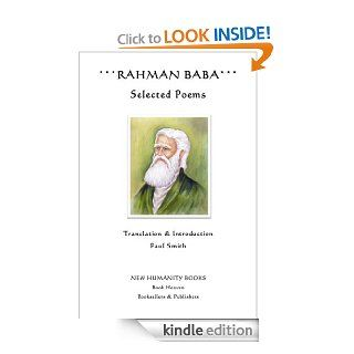 RAHMAN BABA: SELECTED POEMS eBook: Rahman Baba, Paul Smith: Kindle Store
