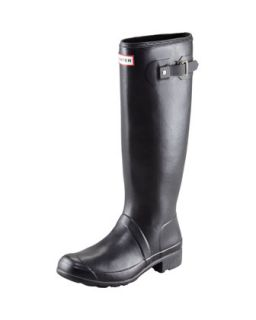 Original Tour Buckled Welly Boot, Black   Hunter Boot   Black (35.0B/5.0B)