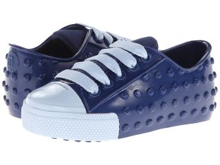 Mini Melissa Mini Polibolha II Girls Shoes (Blue)