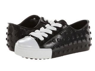 Mini Melissa Mini Polibolha II Girls Shoes (Black)