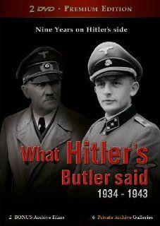 What Hitler's Butler said: History Films: 4260110582087: Books