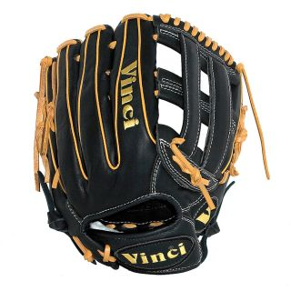 Vinci Outfielders Baseball Glove Model RV1961 22 12.75 inch with H Web   Size: